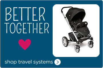 Joie Better Together Travel Systems