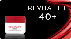 LOreal Revitalift. Fourty plus.