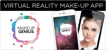 LOreal Virtual Reality Make Up App