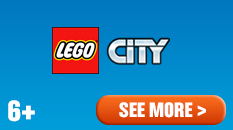 LEGO City ages 6 plus