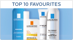 La Roche Posay Top Ten Favourites