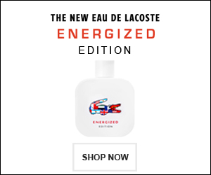 New Lacoste Energized Edition