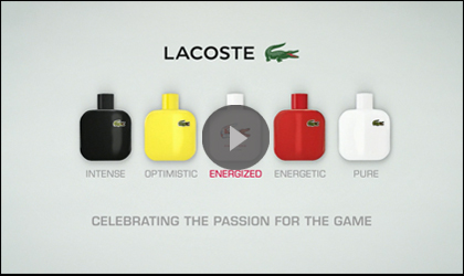 New Lacoste Energized TV Advert