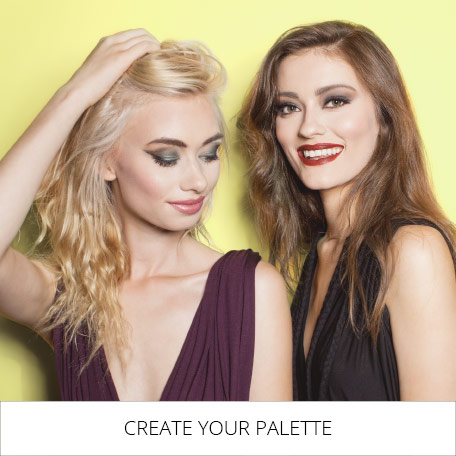 Makeup Obsession - create your palette