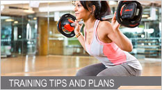 Traing tips and plans
