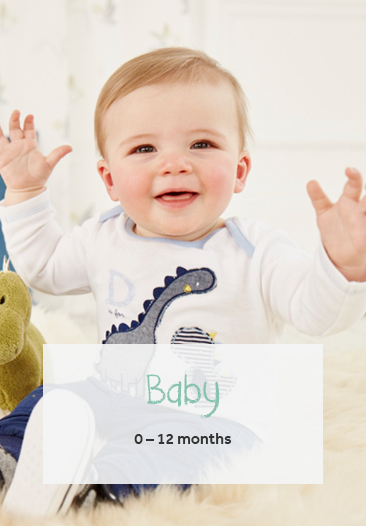Baby 0 - 12 months
