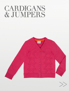 Mini Club Girls Cardigans and Jumpers