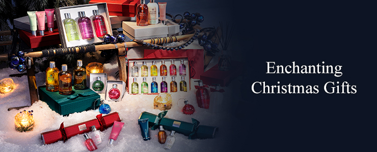Discover Christmas gifts from Molton Brown