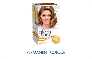 Permanent colour