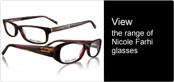 View the range of Nicole Farhi glasses