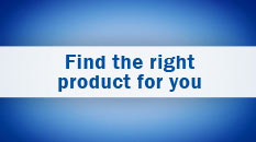 Find the right product