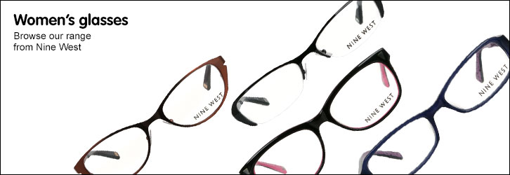 Nine West women's glasses