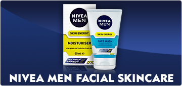 Nivea Men Facial Skincare