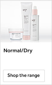 No7 Beautiful Skin Normal to Dry Skin