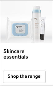 No7 Beautiful Skin Rescues/Treatments