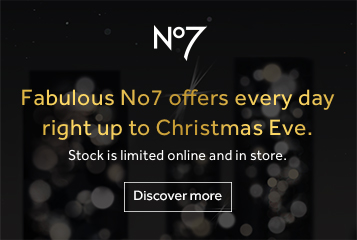 Discover Number Sevens twenty four days of offers