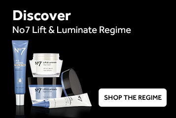 Discover No7 Lift & Luminate regime