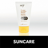 Number seven suncare