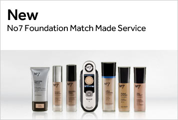 New No7 Match Made Foundation - Find your nearest store