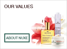 Nuxe Our Values