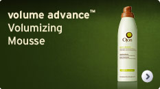 Ojon volume advance Volumizing Mousse
