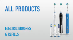 Oral-B All Products - Electric Toothbrushes and Refills