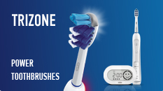 Oral-B Trizone Power Toothbrushes