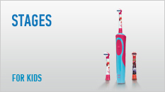 Oral-B Stages Power Toothbrushes For Kids