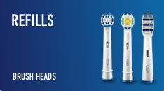 Oral-B Refills Brush Heads
