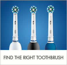 find the right toothbrush