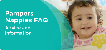 Pampers Nappies FAQ
