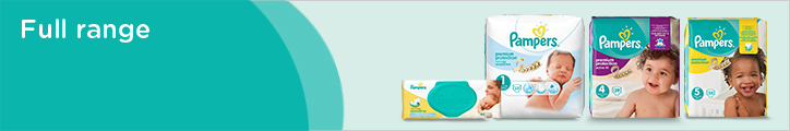 Pampers Full Range