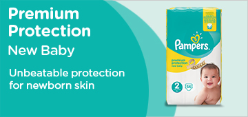 Premium Protection New Baby Nappies