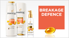 Pantene Breakage Defence