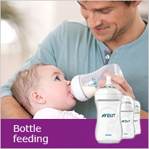Phiiips Avent Bottle Feeding