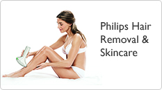 Philips Hair Removal and Skincare