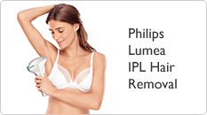 Philips Lumea IPL Hair Removal