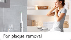 For Plaque Removal