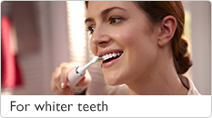For Whiter Teeth