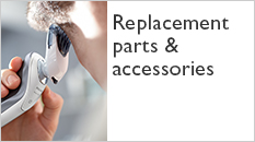 philips replacement parts and accessories
