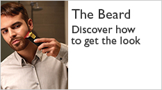 The beard discover how to get the look
