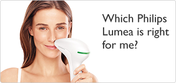 Which Philips Lumea is right for me?