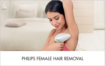 Philips Female Hair removal