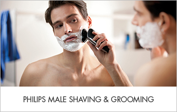 Philips mens Shavers and Grooming
