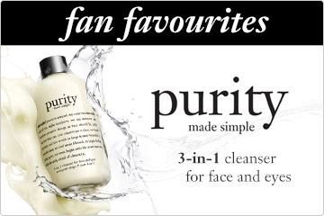 philosophy fan favourites | best buys