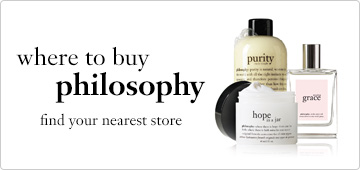philosophy where can I buy