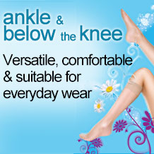 Ankle and below the knee
