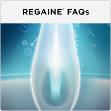 Regaine: FAQs