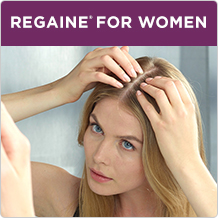 Regaine for women: how it works
