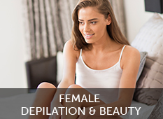 Female Depilation and Beauty